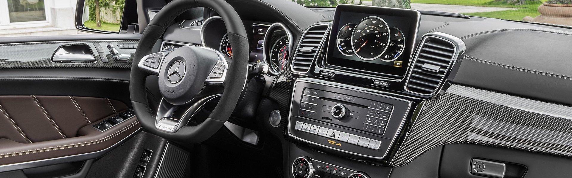 Mercedes-AMG GLS внедорожник