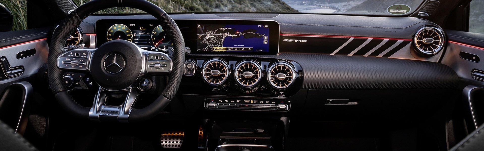 Mercedes-AMG A-Класс хэтчбек